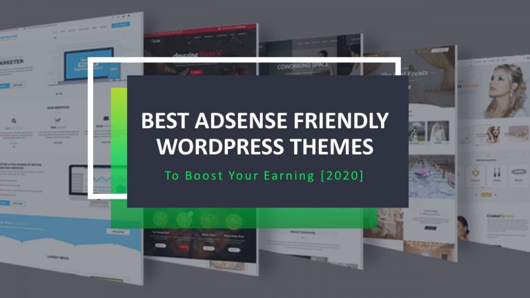 Best Adsense Friendly WordPress Themes