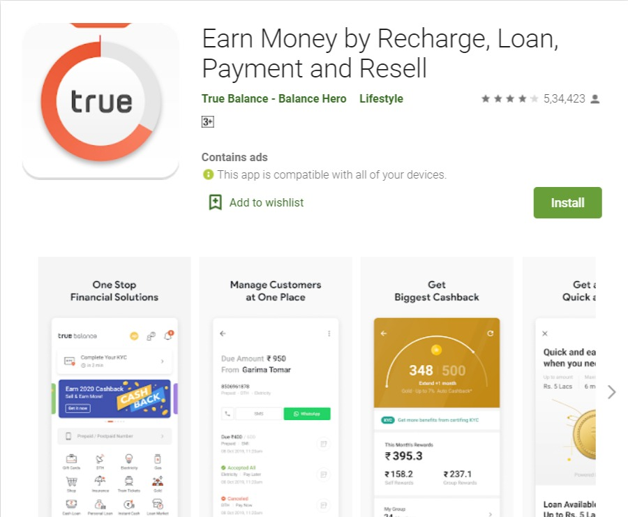 Money Earning Apps in India