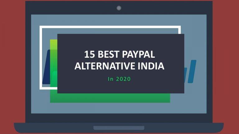 Best PayPal Alternative India