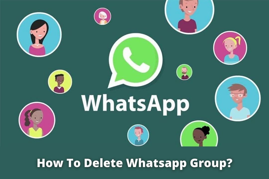 How To Delete Whatsapp Group?