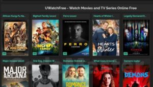 UWatchFree 2021-Download Latest Bollywood, Hollywood Movies & Series