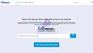 GoMovies 2021 – Download HD Bollywood, Hollywood Dubbed Movies