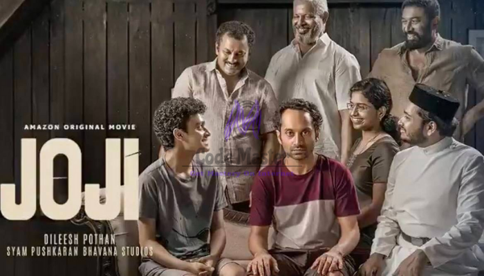 Joji Full Movie Download Leaked By Tamilrockers, Movierulz, And More
