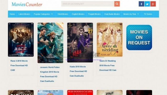 MoviesCounter – Free Download HD Bollywood, Hollywood, Tamil Movies