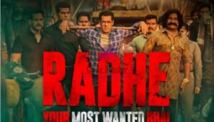 Radhe Full Movie Download Filmywap, Filmyzilla And Other Torrent Sites