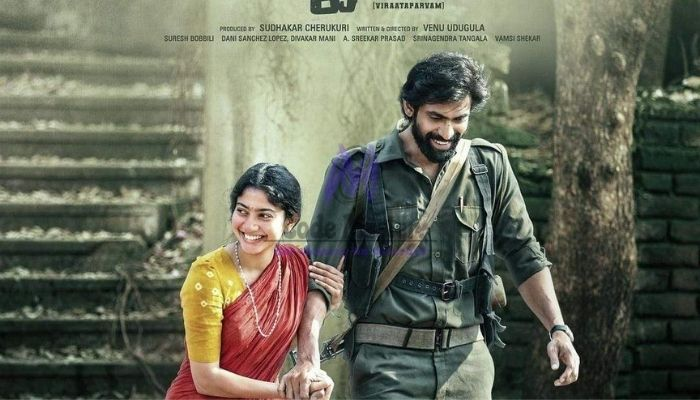 Virata Parvam Full Movie Download Leaked By Tamilrockers And Others