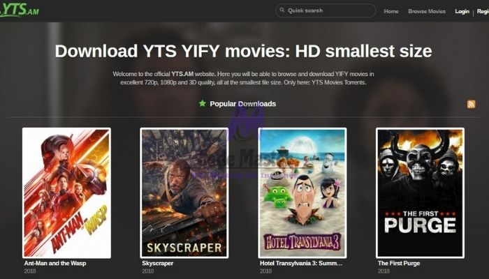 YTS 2021 - Free Download HD Hollywood, Bollywood Dubbed Movies