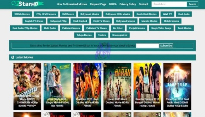 7StarHD 2021 - Free Download HD Bollywood Hollywood Tamil Movies