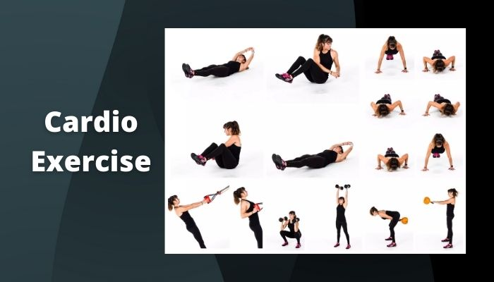 Cardio Exercise To Get Six Pack Without Gym