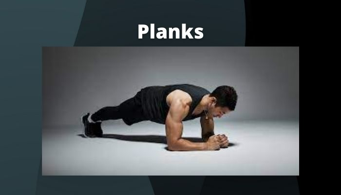 Planks Workout To Get Six Pack Abs Without Gym