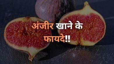 अंजीर खाने के फायदे   Anjeer Khane Ke Fayde