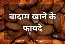 बादाम खाने के फायदे | Badam Khane Ke Fayde